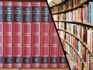 Leksikon og bibliotek