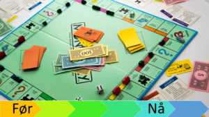 Monopol-brettspill